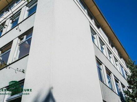 Kleine Büroeinheit mit 2 Räumen in Salzburg-Schallmoos