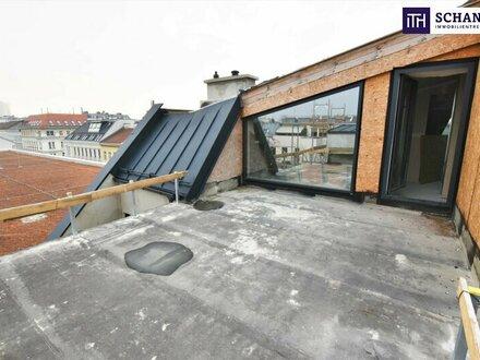 Luxuriös + Stylisch + Lichtdurchflutet! Ihre Nachbarn werden Sie beneiden! Wohnen mit WOW-Effekt im Dachgeschoss!