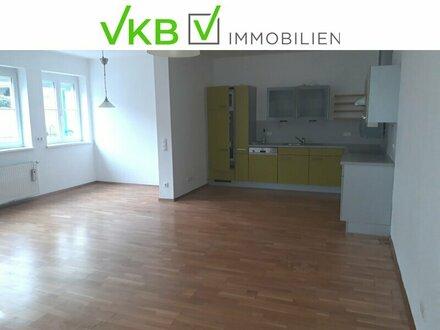 Ruhige EG-Wohnung mit Eigengarten in Krankenhausnähe, 2 Auto-Abstellplätze in versperrtem Innenhof!