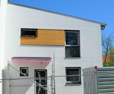 Idylle pur: Doppelhaushälfte in grüner und ruhiger Lage am Wasser in Wien-Nähe zu verkaufen!