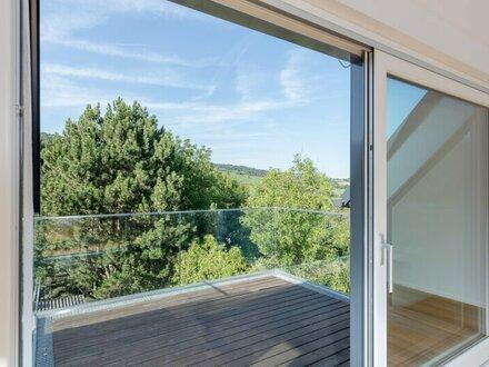EUM - Hochwertiger Erstbezug mit Grünblick! 3-Zimmer-Neubau mit Terrasse in Neustift am Walde