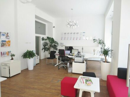 Geschäftslokal in frequentierter Lage Nähe U2 Taborstraße