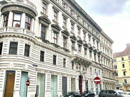 5-Zimmer-Dachgeschoß-Maisonette- im Herzen der Wiener Innenstadt,