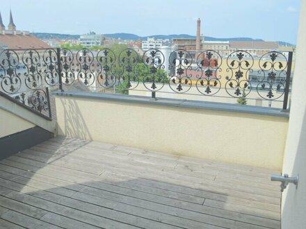Penthouse Großzügig mit Terrasse