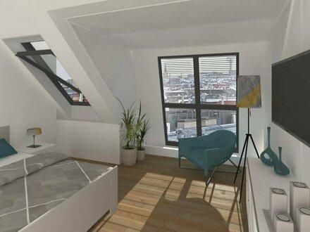 Charmante Maisonette mit Balkon und Terrasse