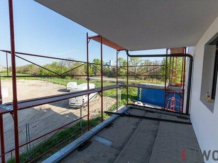 2 Zimmer Neubau mit 14m² Balkon