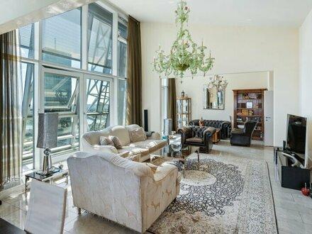 Prestigeträchtiges Penthouse mit unvergleichbarem Fernblick
