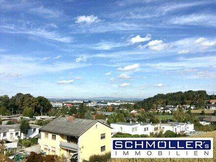 Möblierte 3-Zimmer Terrassen-Wohnung in Thalheim bei Wels