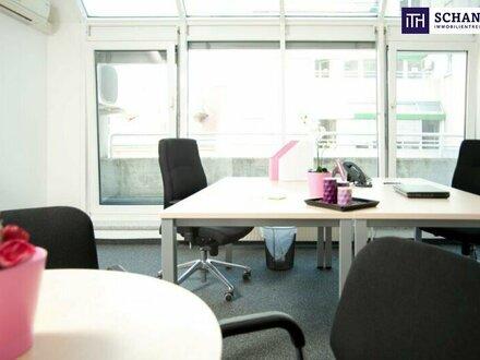 Fläche von 11m² bis 300m²! Moderne Bürolösung mit FULL-SERVICE! Provisionsfrei!