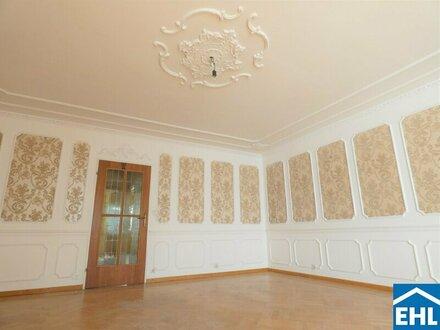 Nahe dem Schloss Schönbrunn: 3-Zimmerwohnung in gepflegtem Haus