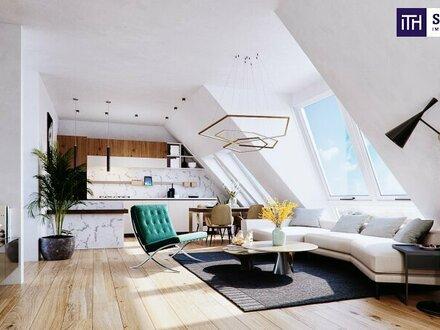 Gefunden!! Ideale Hofruhelage im Dachgeschoss! Perfekter Grundriss + Hofseitiger Traumbalkon + Rundum saniertes Altbauhaus!