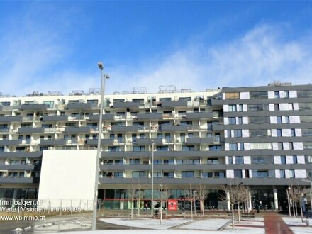 Perfekte Infrastruktur! Neuwertige 4 - Zimmer Balkon-Maisonette in einem Passivhaus direkt bei der U 2!