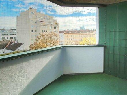 Großzügige 3-Zimmer Wohnung mit Loggia in U-Bahn Nähe!