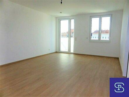 Erstbezug: 48m² Neubau + 6m² Balkon mit Fernwärme - 1060 Wien