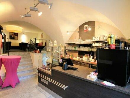 Gut eingeführtes, schickes Caféhaus sucht Nachmieter