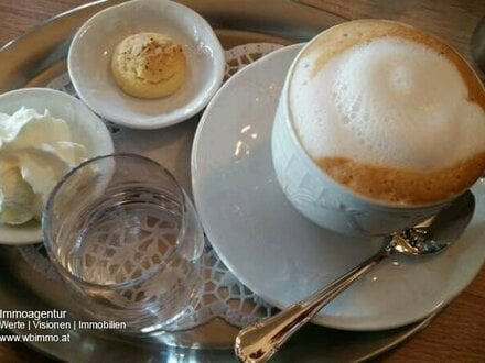Gut frequentierte Cafe-Bar GmbH wegen Pensionierung zu verkaufen