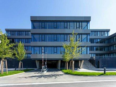 Büroflächen in Salzburg-Hagenau zum Erstbezug