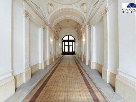 Außergewöhnliche Maisonette-Wohnung mit Kühlung und Terrassen