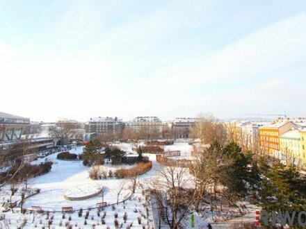 LOFTARTIGES BÜRO MIT PARKBLICK und perfekter Anbindung, nahe Lugner City, schöner Ausblick in hohem Stockwerk