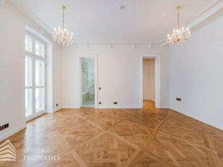 Luxuriöse 3-Zimmer-Altbauwohnung, Nähe Stephansplatz
