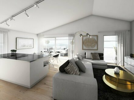 Appartements mit Weitblick - Top 6 Haus C
