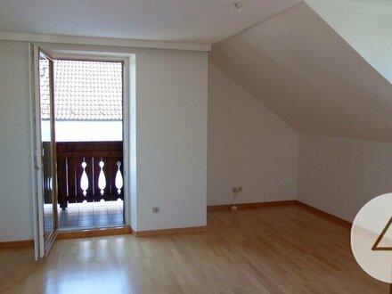 Freundliche Dachgeschosswohnng in Münzkirchen