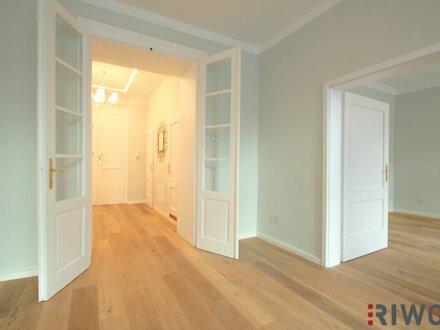 ** 3 Zimmer-Altbauwohnung mit Top-Ausstattung Nahe dem Belvedere **