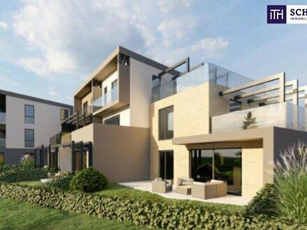FAMILIENOASE!! Neubauwohnung in bester Qualität + hochmoderne Ausstattung zum leistbaren Preis! RIESIGE TERRASSE!!