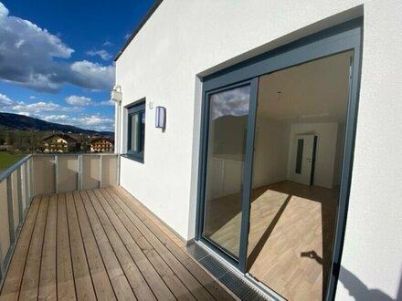 Sonnige 3 Zimmer 65m² Wohnung Mondsee - Erstbezug