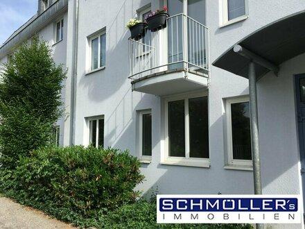 2 Zimmer-Wohnung mit Tiefgaragenplatz in zentraler Lage