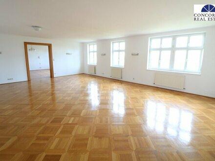 Wiener Charme - Büro/Wohnung 4 Zimmer am Donaukanal