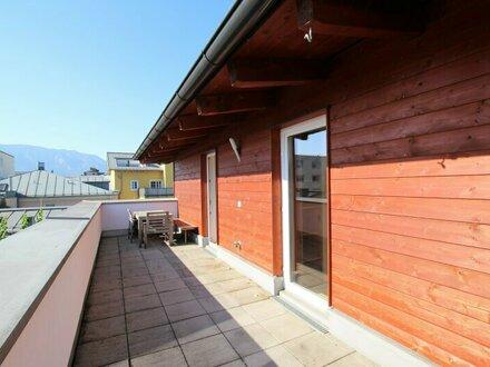 2 Zimmer Dachterrassenwohnung in Maxglan