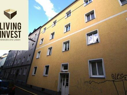 Zentral gelegene Wohnung in der Linzer Innenstadt zu vermieten!