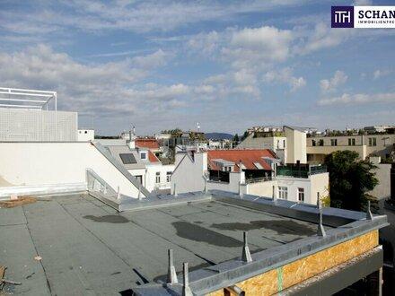 Penthouse mit dem gewissen Etwas! Uneinsichtige Traumterrassen + Wohnen auf einer Ebene + Hochwertige Komplettausstattung!