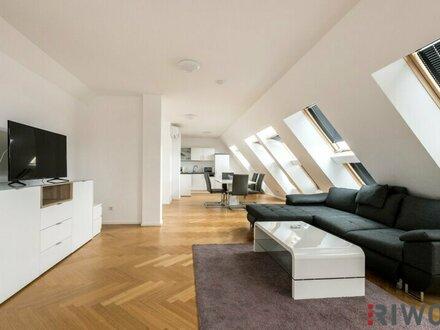 PENTHOUSE | 3 westseitige Dachterrassen mit TRAUM-Blick zum Kahlenberg - ideal für Diplomaten und Botschafter - 3 Schlafzimmer…