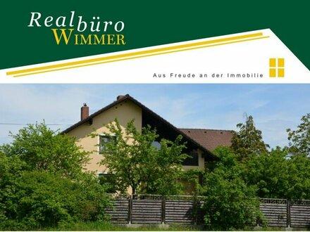 Einfamilienhaus mit Ausbaumöglichkeit