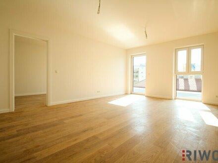 ++ MARCHFELD 15 ++ Perfekte geschnittene und ruhige 2-Zimmer-Neubauwohnung (Top 22) mit Balkon/Erstbezug