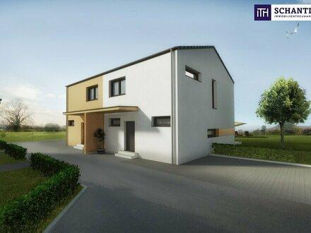 Wohnen im Grünen: Doppelhaushälfte mit perfekter Raumaufteilung in absoluter Ruhelage zum fairen Preis!