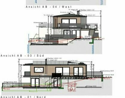 Neubau 3 EFH als Neubau, jetzt! / Haus B