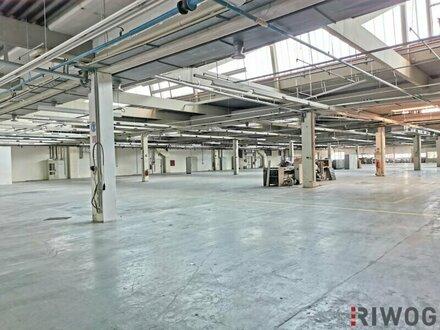 Betriebsstandort mit Produktion, Lager und Büro! 6.500m² Nutzfläche
