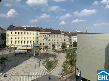 Wohnen am Kardinal-Rauscher-Platz - Top 2 Zimmerwohnung mit Loggia