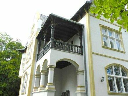 PRACHTVOLLE historische Jahrhundertwende-Großvilla mit Aussichtsturm in außergewöhnlicher Lage