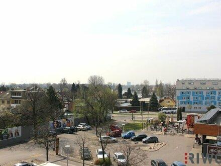 BLICK auf die Alte Donau - 2-Zimmer mit Balkon und Topausstattung