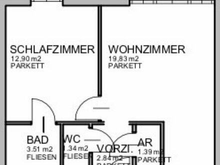 Schöne 2-Zimmer Wohnung in 1090 Wien zu vermieten - VIDEO BESICHTIGUNG MÖGLICH!