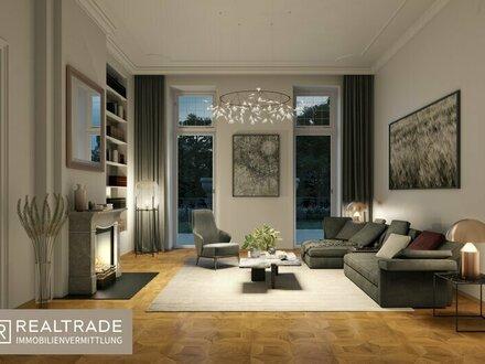 THE SECRET GARDEN - Luxus Residenzen am Belvedere