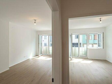 ++VIDEOBESICHTIGUNG++ 3-Zimmer ERSTBEZUG, toller Grundriss, geeignet für Familien u. Anleger! sehr gutes Preis-Leistungsverhältnis!