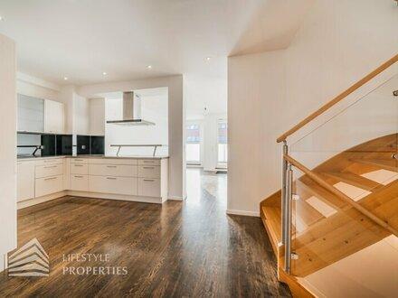 Grandioses 4-Zimmer Penthouse mit Terrassen, Nähe Praterpark