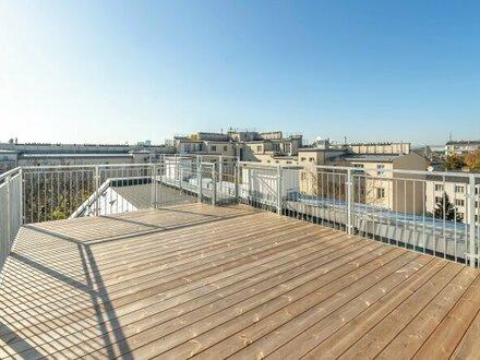 ++VIDEOBESICHTIGUNG++ 3-Zimmer DG-Maisonette mit BLICK aufs WASSER u. großartiger Dachterrasse!