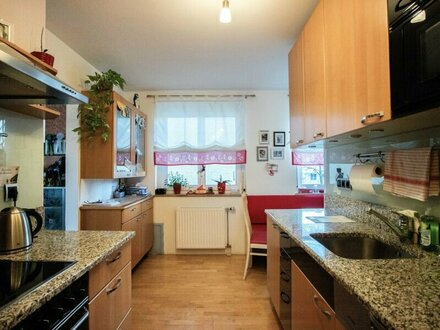 Sonnige 4-Zimmer-Wohnung - ideale Familienwohnung!