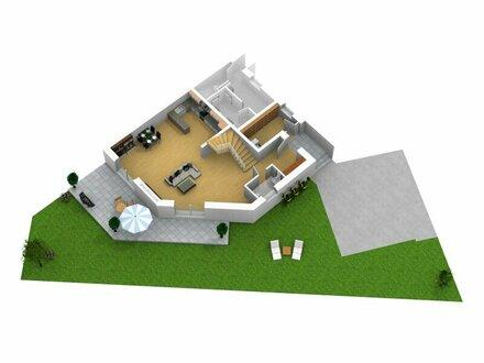NEUBAUPROJEKT: Sonnendurchflutete 3-Zimmer-Gartenwohnung